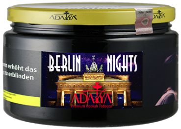 ADALYA 200G - BERLIN NIGHTS